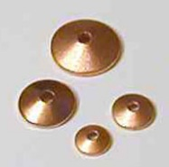 Faering Design, copper rove fastener